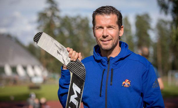 Markus Ketterer toimii nykyään Jokerien KHL-joukkueen maalivahtivalmentajana ja joukkueenjohtajana.