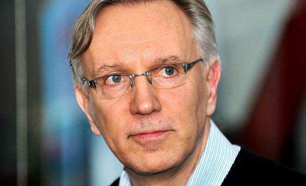 Kari Tyni on Jypin uusi toimitusjohtaja.
