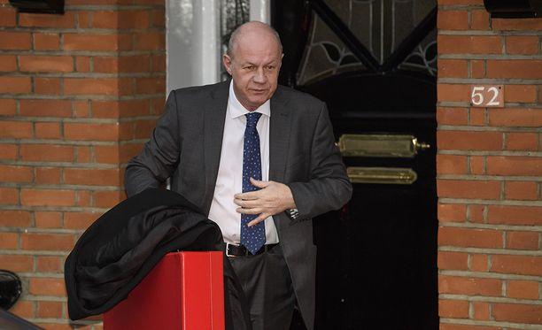 Britannian varapääministeri Damian Green joutui eroamaan väkivaltapornoskandaalin vuoksi.