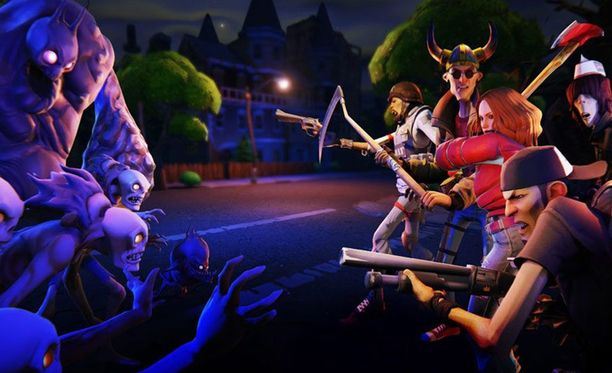 Fortnitesta on tullut yksi suosituimmista peleistä.