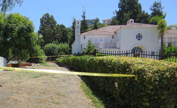 Chester Bennington osti tämän talon vain kaksi kuukautta ennen kuolemaansa.