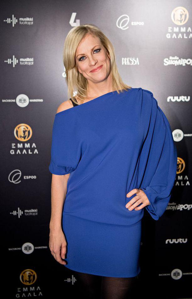 Laura Voutilainen on vuoden naissolistin kategorian ainoa kokonaisen albumin julkaissut artisti.