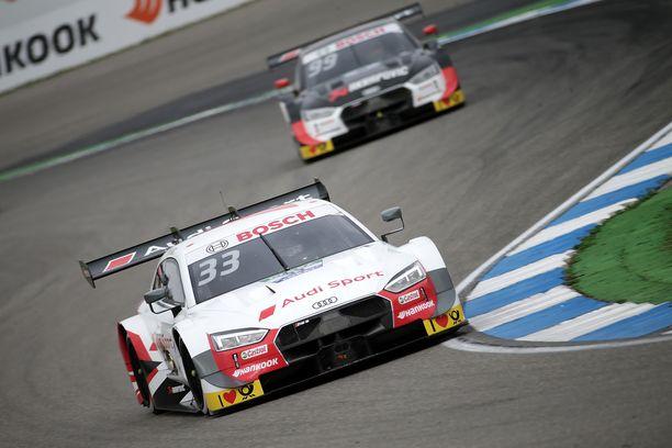 Rene Rast voitti Audin ratissa DTM-sarjan mestaruuden viime kaudella.