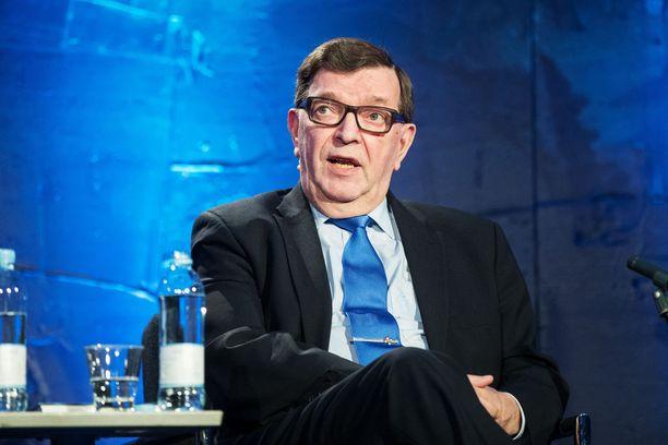 Paavo Väyrysen mukaan käräjäoikeuden päätös ei ollut sellainen kuin mediassa kerrottiin.