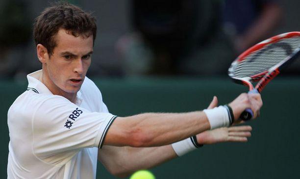 Andy Murray on kotoisin Glasgow'sta Skotlannista.