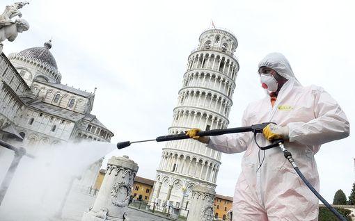 Päivä 77: 475 ihmistä on kuollut Italiassa koronaan vuorokaudessa – suurin luku koko maailmassa