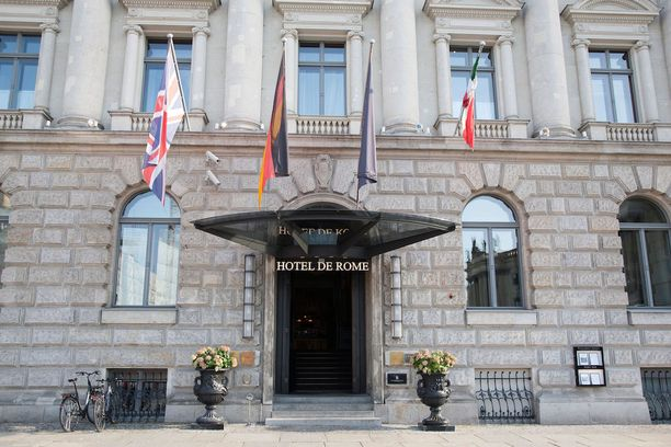 Pankin pääkonttori on muutettu hotelliksi Berliinissä.