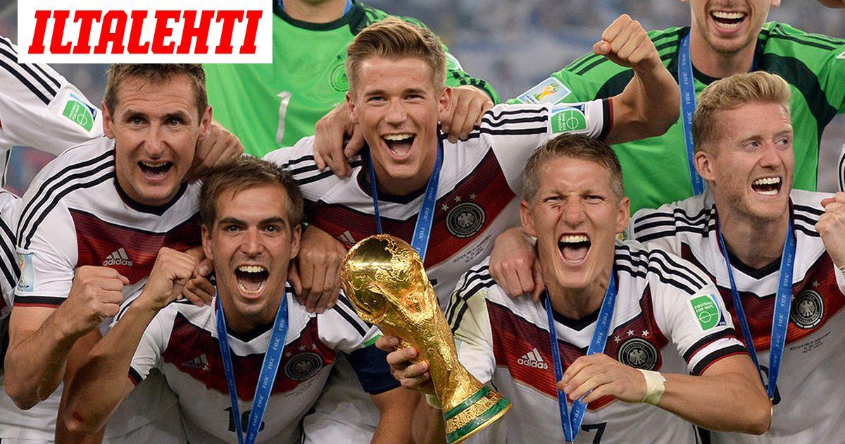 Jalkapallon Mm 2021 Miehet