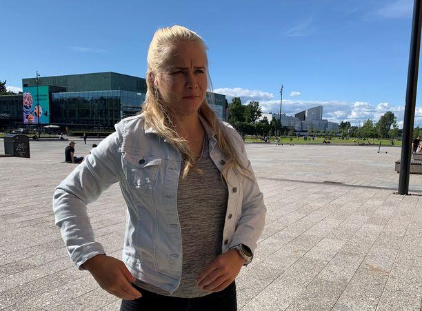 Petra Olli on totutellut puolisen vuotta elämään ilman huippu-urheilua.