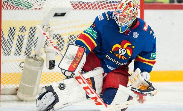 Henrik Karlsson otti avauserässä hyviä koppeja.