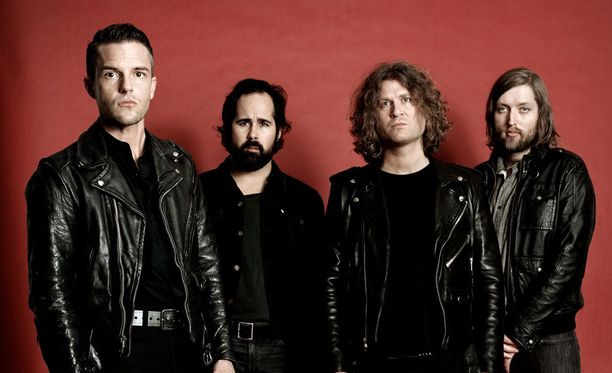 The Killers nousee Provinssin lavalle.
