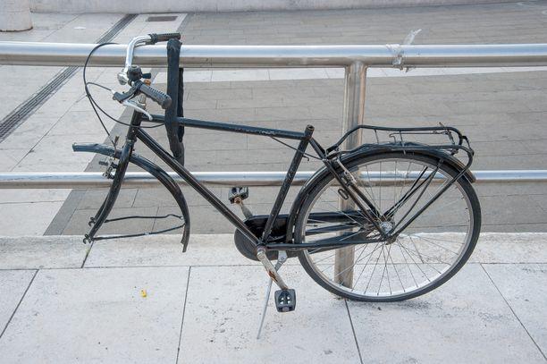 Suomessa varastetaan noin 20 000 pyörää joka vuosi.