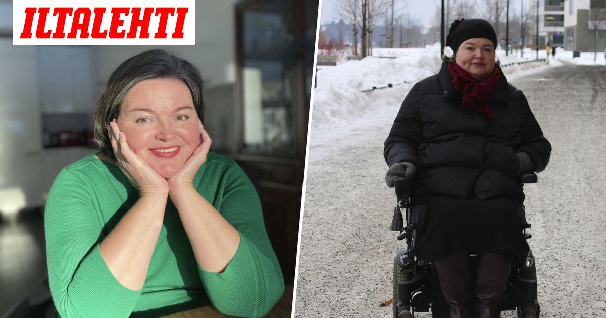 Kun Anna taas kaatui, luokkakaverit nostivat hänet pystyyn – sairaus vei pyörätuoliin, muttei iloa