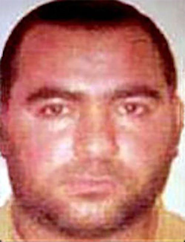Päiväämätön, vanha kuva Abu Bakr al-Baghdadista. Hänestä on luvattu 25 miljoonan dollarin palkkio.