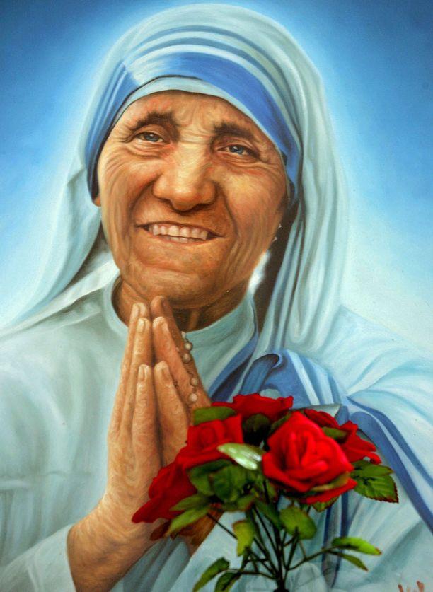 Äiti Teresa sai Nobelin rauhanpalkinnon vuonna 1979.