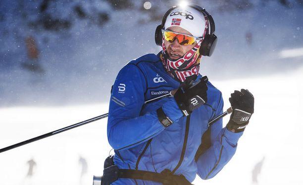 Petter Northugin olympiamatka on vaakalaudalla.