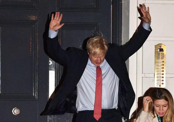 Vaalivoitto on Boris Johnsonille vain lyhytaikainen ilo. Nyt alkaa brexitin vaikea osa.
