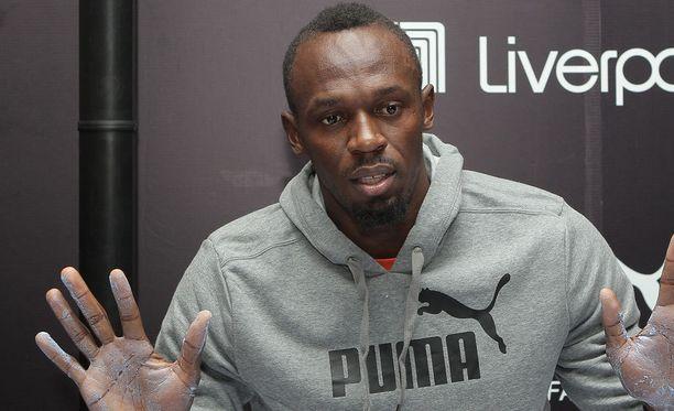 Usain Boltin vammakierre ei ota laantuakseen.