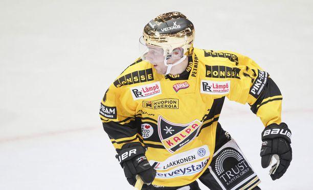 Mikael Ruohomaa oli ottelun hahmo Niiralassa.