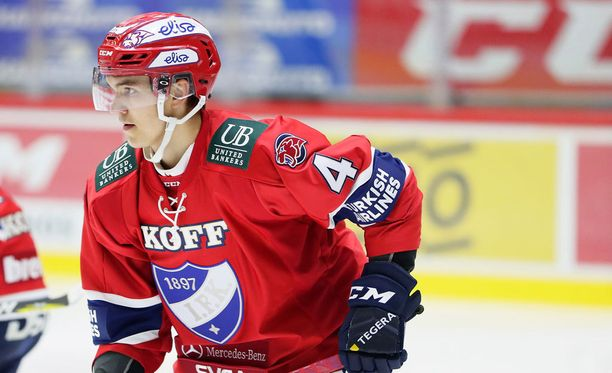 Oliwer Kaski palasi Pohjois-Amerikasta Suomeen ja HIFK-nuttuun.