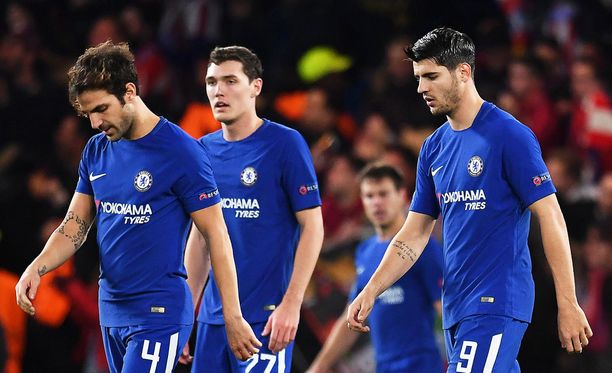 Lauantain vetovihje uskoo Chelsean voittoon.