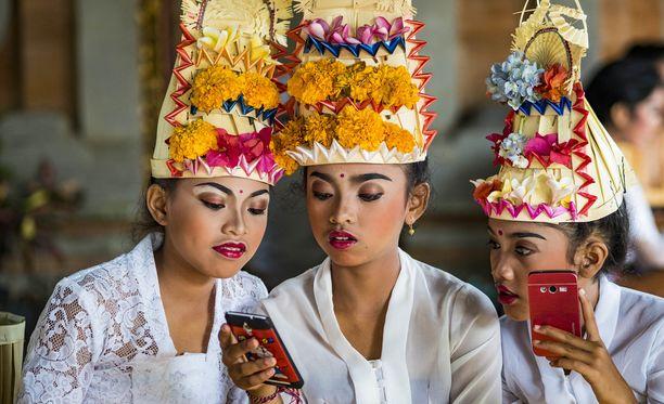 Perhe oli matkalla lomalle Balille, mutta he eivät koskaan päässeet sinne asti.
