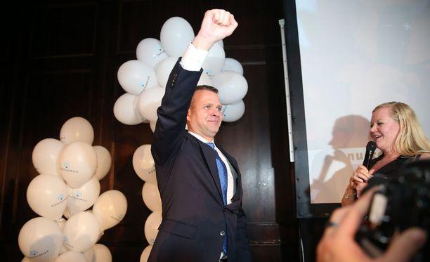 Kokoomus ylsi näiden vaalien suurimmaksi puolueeksi 20,7 prosentin kannatuksella.