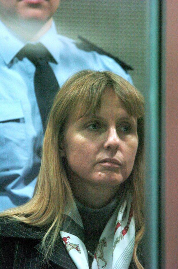 Michelle Martin on Dutrouxin entinen vaimo ja entinen rikoskumppani.