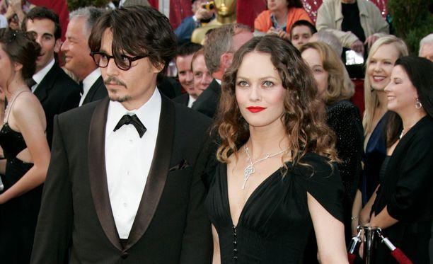 Jackin vanhemmat Johnny Depp ja Vanessa Paradis erosivat vuonna 2012.