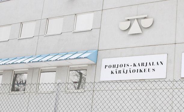 Teinipoika sai tuomion Pohjois-Karjalan käräjäoikeudessa.