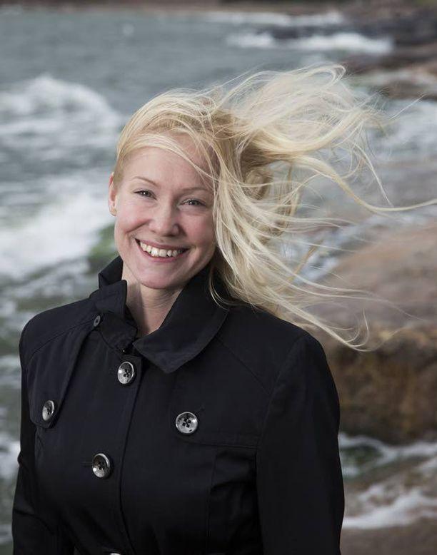 Emilia Lahti on tutkinut suomalaista sisua.