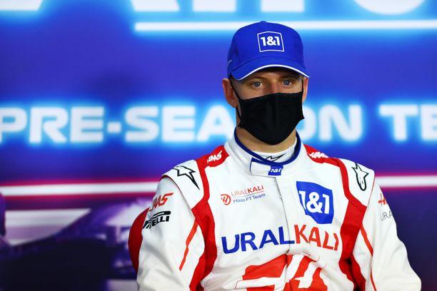 Mick Schumacher valmistautuu uransa ensimmäiseen F1-kauteen.