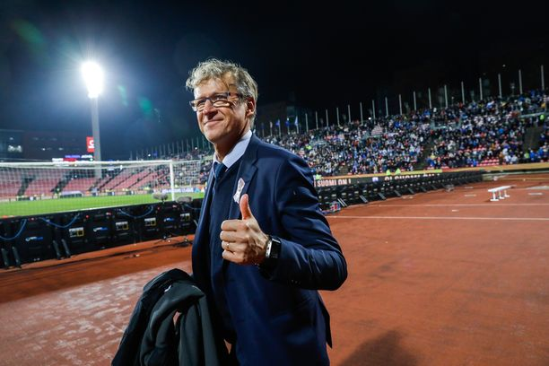 Markku Kanervan sopimus pitää sisällään option mahdollisista EM-kisoista kesällä 2020, mutta monivuotinen jatko olisi jo nyt ansaittu palkinto päävalmentajalle.