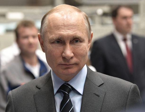 Vladimir Putin on puolustanut Jehovan todistajia.