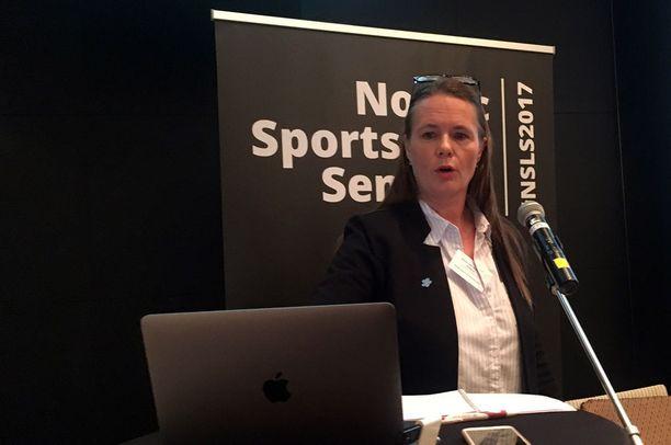 Anne-Lisa H. Rolland on Norjan hiihtoliiton juristi.