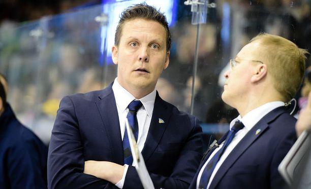 Lauri Marjamäen kokoama MM-joukkue ei vakuuta.