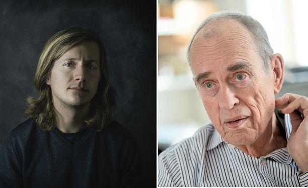 Jörn Donnerin Ruotsissa asuva poika Otto Gabrielsson kirjoitti kirjan kuuluisasta isästään – ja varsinkin puuttuvasta isäsuhteesta.