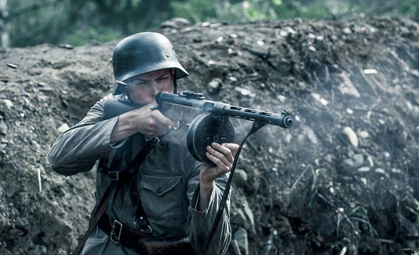 Aku Louhimiehen Tuntematon sotilas on katsotuin kotimainen elokuva lähes 50 vuoteen.