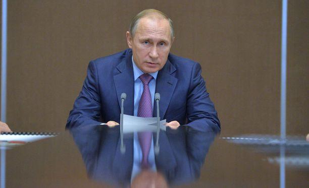 Vladimir Putin ei päässyt tapamaan maansa urheilujohtoa.