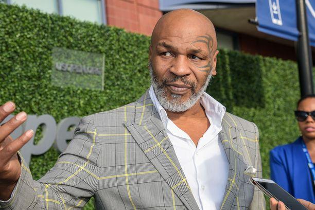 Mike Tyson suunnittelee comebackia.