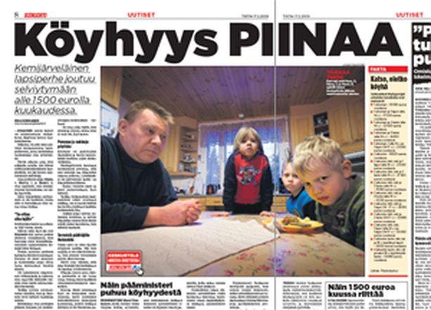 Artikkeli julkaistiin Iltalehdessä 17. helmikuuta.