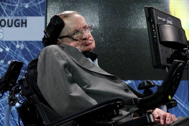 74-vuotias Stephen Hawkingia kysymykset mustista aukoista ovat kiehtoneet pitkään.