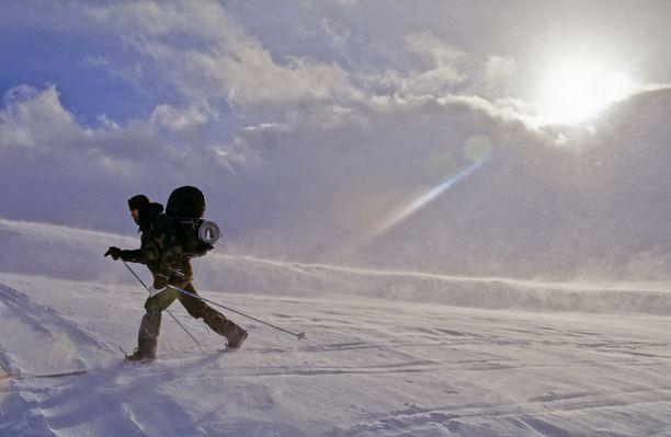 Jääplanetta Hoth löytyykin naapurista, Norjasta.