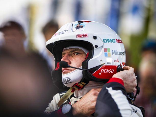 Jari-Matti Latvala on kaikesta tapahtuneesta huolimatta kiinni kauden ensimmäisessä palkintokorokesijoituksessaan.
