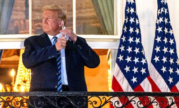Donald Trumpin fyysinen ja henkinen terveys on herättänyt huolta.