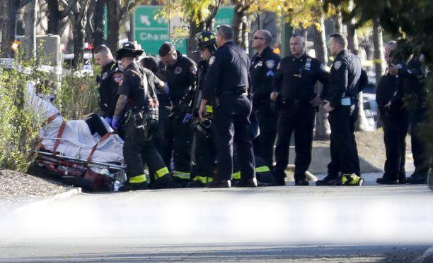 Kahdeksan kuolleen lisäksi ainakin 20 ihmistä loukkaantui miehen ajettua pyöräilijöiden päälle.