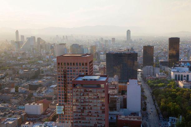 Tyttö katosi perjantaina Coyoacánin alueella maan pääkaupungissa Méxicossa.