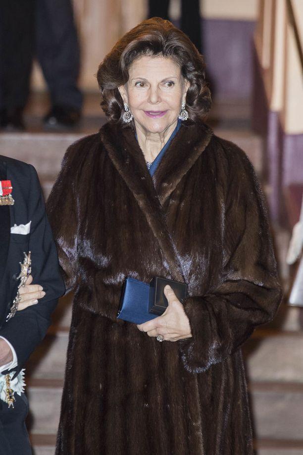 Kuningatar Silvia, 73, tapasi puolisonsa Kaarle Kustaan vuoden 1972 kesäolympialaisten aikana.