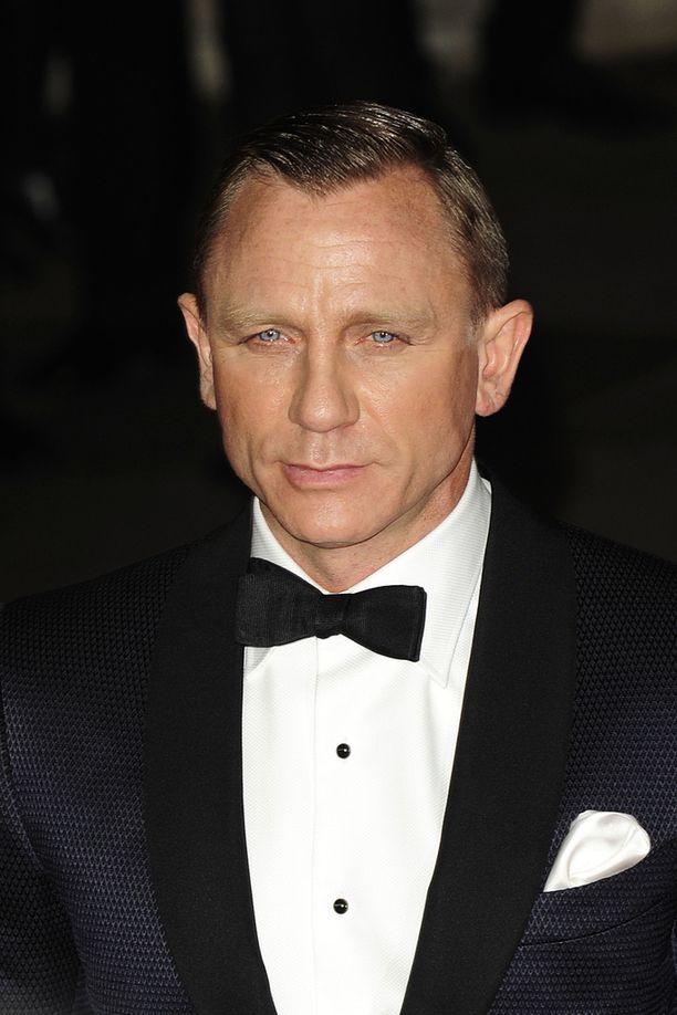 Daniel Craig vuonna 2012.