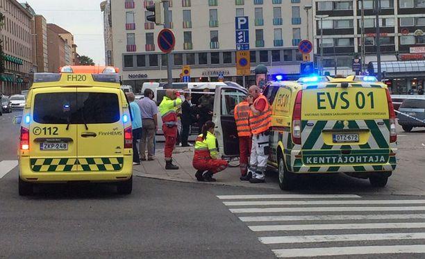 Kaksi ihmistä kuoli ja kahdeksan loukkaantui puukotuksessa Turun keskustassa 18. elokuuta.